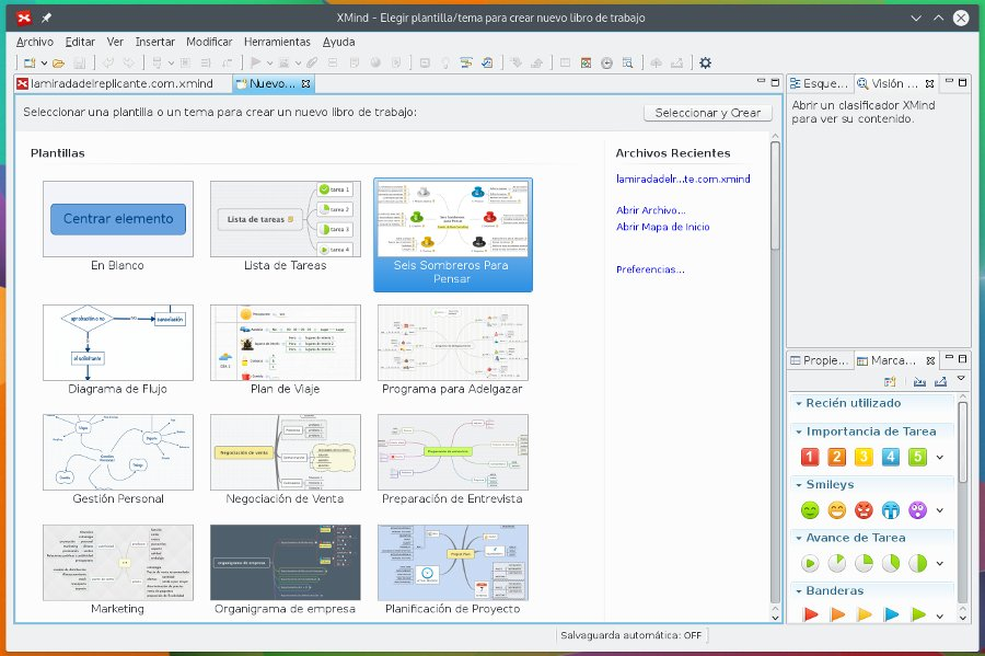 XMind: un software para elaborar mapas mentales | Todos hacemos TIC