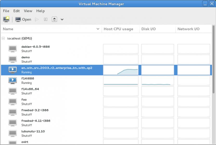 KVM: virtualización nativa en Linux | Todos hacemos TIC