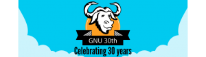 GNU_30th_landing_page_banner