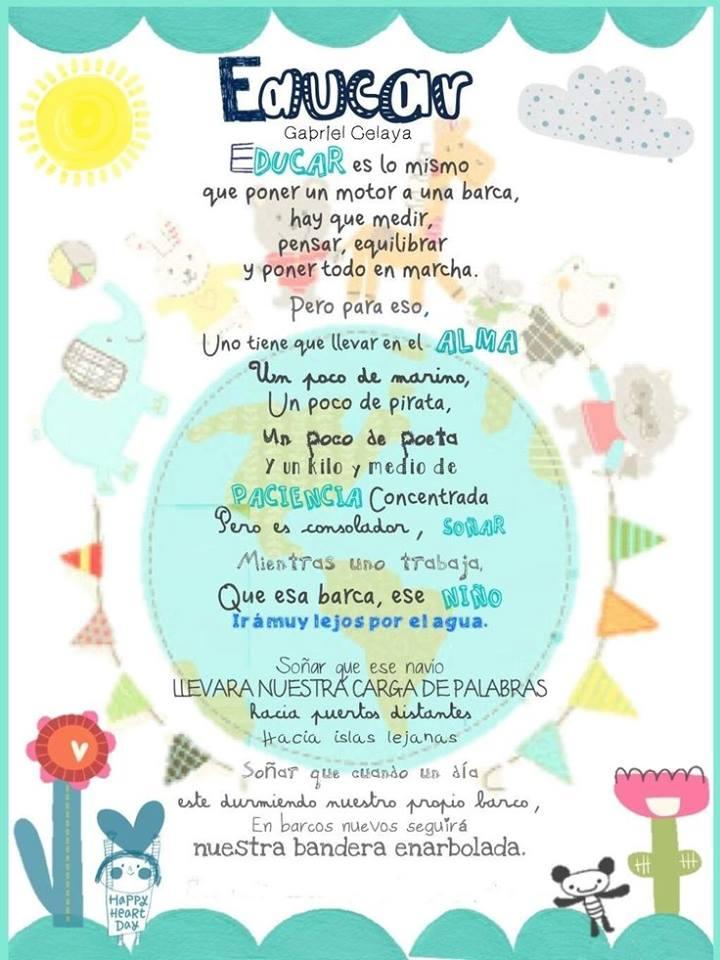Poema sobre la Educación