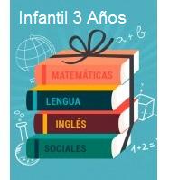 A) 1º INFANTIL (3 AÑOS)