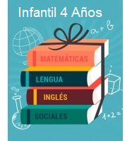 A) 2º INFANTIL (4 AÑOS)