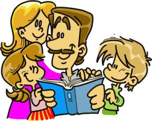 familia-leyendo1