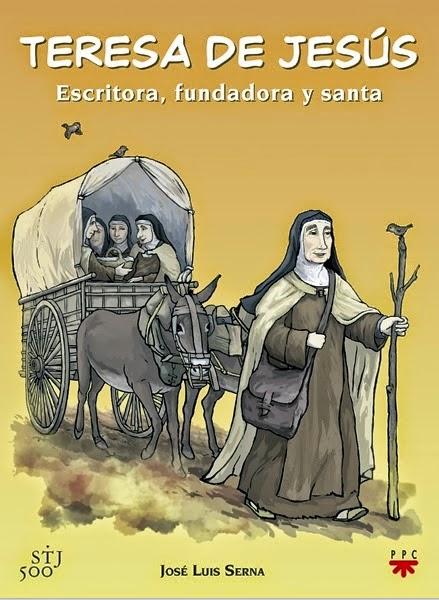 libro_teresa de jesus comic