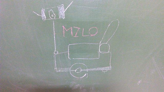 dibujo de Milo